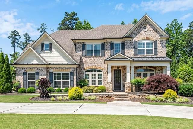 1457 Kings Park Drive, Kennesaw, GA 30152 (MLS #6900715) :: North Atlanta Home Team