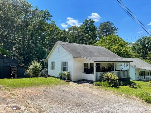 120 Reed Street, Canton, GA 30114 (MLS #6900725) :: Kennesaw Life Real Estate