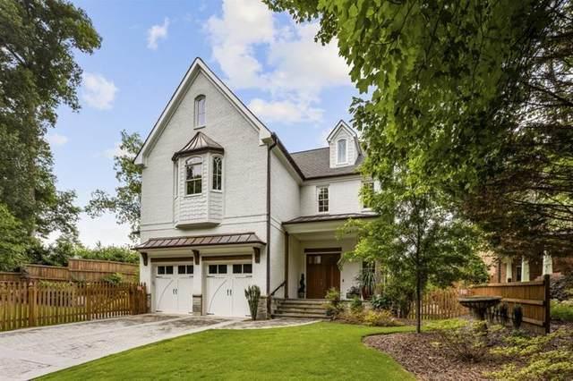 2863 N Thompson Road NE, Brookhaven, GA 30319 (MLS #6900732) :: Kennesaw Life Real Estate