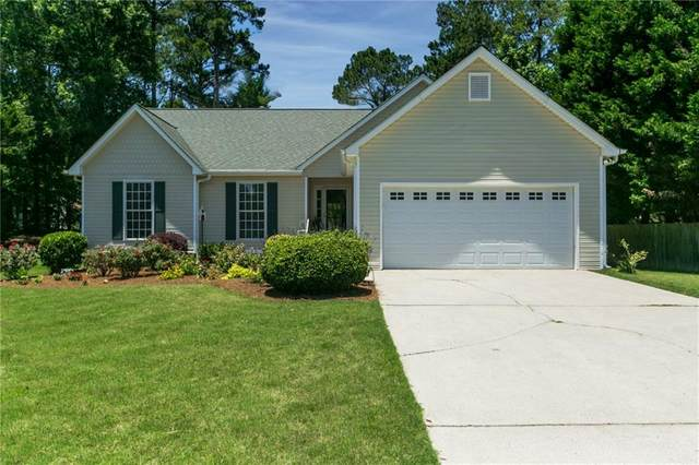 80 Charleston Parkway, Dallas, GA 30157 (MLS #6900763) :: Path & Post Real Estate