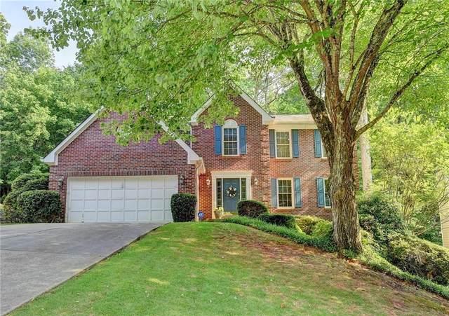 3215 Summer View Drive, Alpharetta, GA 30022 (MLS #6900812) :: North Atlanta Home Team