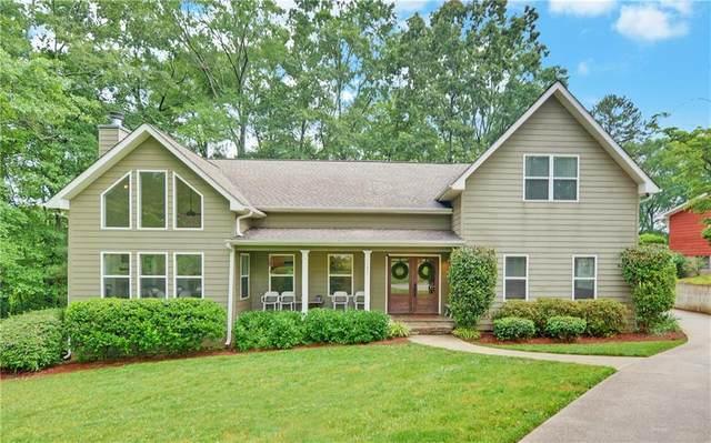 185 Allen Drive, Clarkesville, GA 30523 (MLS #6900821) :: Path & Post Real Estate