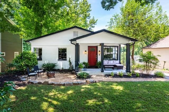 1808 Braeburn Circle SE, Atlanta, GA 30316 (MLS #6900825) :: Kennesaw Life Real Estate