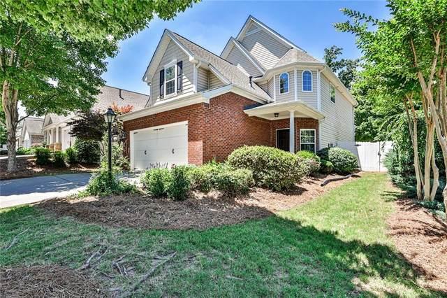 5255 Centennial Hill Drive NW, Acworth, GA 30102 (MLS #6900838) :: North Atlanta Home Team