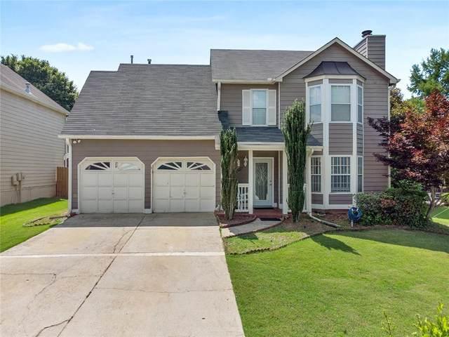 2755 Ivey Park Drive NW, Kennesaw, GA 30144 (MLS #6900848) :: North Atlanta Home Team