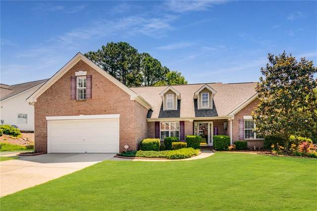 2648 Links Overlook Drive, Dacula, GA 30019 (MLS #6900856) :: North Atlanta Home Team