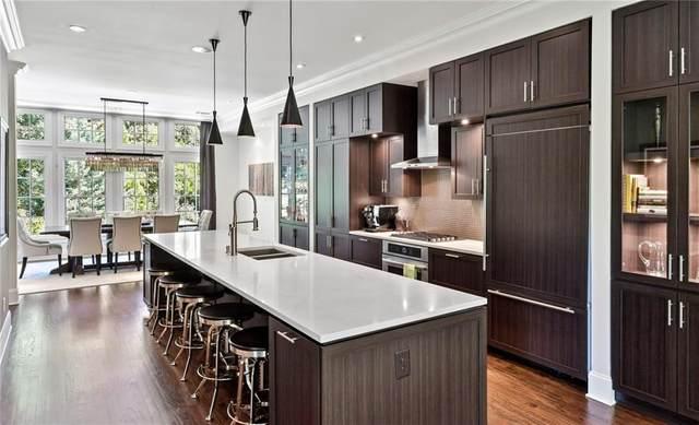1301 Dover Circle NE, Brookhaven, GA 30319 (MLS #6900858) :: Path & Post Real Estate