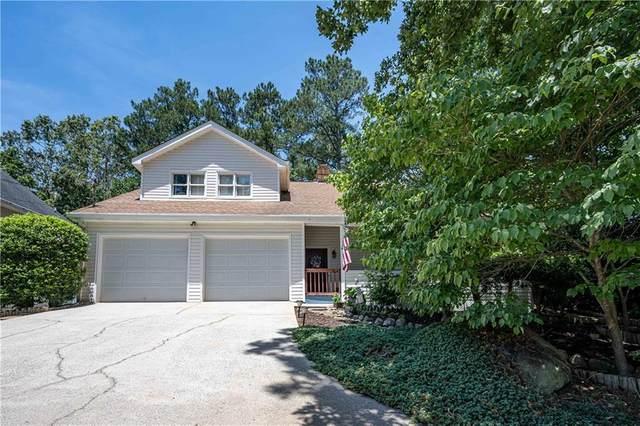 1044 Monticello Drive, Villa Rica, GA 30180 (MLS #6900862) :: Dillard and Company Realty Group