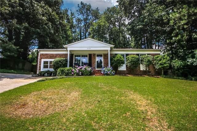 2350 Brenda Drive SE, Smyrna, GA 30080 (MLS #6900869) :: North Atlanta Home Team