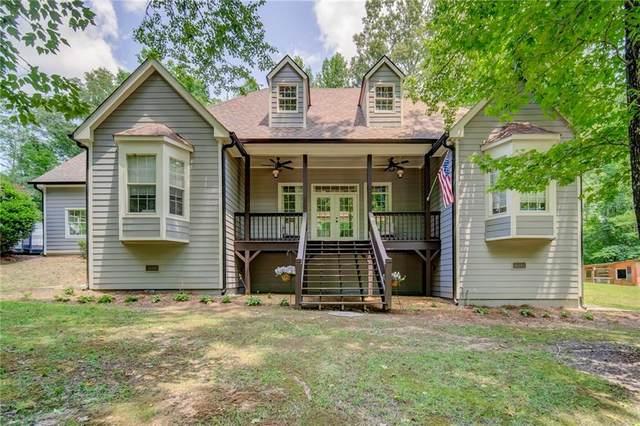 669 Glen Wilkie Trail, Ball Ground, GA 30107 (MLS #6900878) :: Kennesaw Life Real Estate
