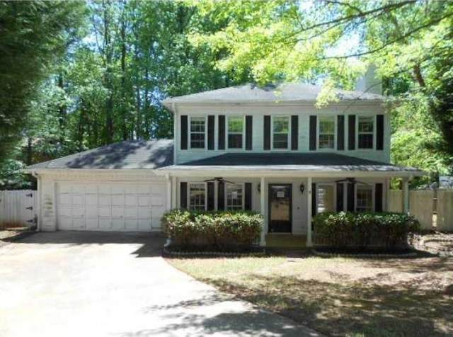 1025 Bass Court NW, Lawrenceville, GA 30043 (MLS #6900892) :: Path & Post Real Estate