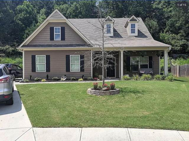 313 High Water Court, Acworth, GA 30102 (MLS #6900906) :: North Atlanta Home Team