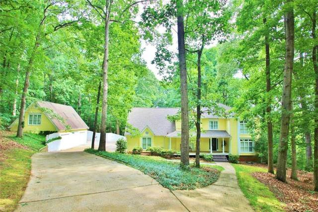 4715 Creek Wood Drive, Gainesville, GA 30507 (MLS #6900908) :: Lucido Global
