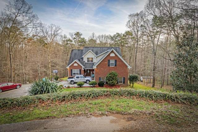 195 Woodland Drive, Ellijay, GA 30540 (MLS #6900910) :: The Kroupa Team | Berkshire Hathaway HomeServices Georgia Properties