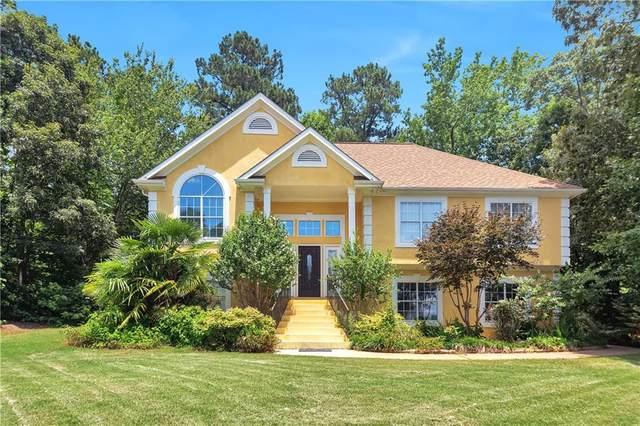 4558 Bronte Lane, Douglasville, GA 30135 (MLS #6900913) :: North Atlanta Home Team