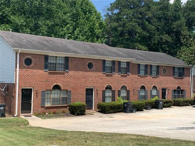 2611-7 Parkside Way, Snellville, GA 30078 (MLS #6900917) :: Path & Post Real Estate
