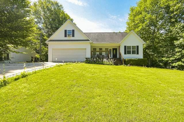 3916 Pine Shore Circle, Gainesville, GA 30501 (MLS #6900919) :: Dillard and Company Realty Group