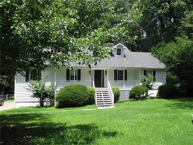 1858 Kelvin Drive, Lawrenceville, GA 30043 (MLS #6900926) :: North Atlanta Home Team
