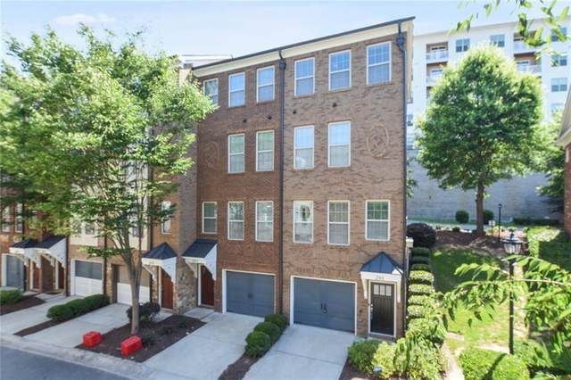 261 Goodson Way NW, Atlanta, GA 30309 (MLS #6900927) :: Kennesaw Life Real Estate
