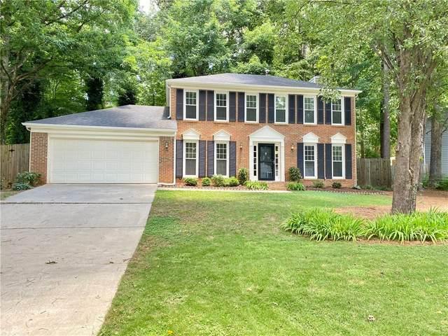 2110 Laurel Mill Way, Roswell, GA 30076 (MLS #6900931) :: RE/MAX Paramount Properties