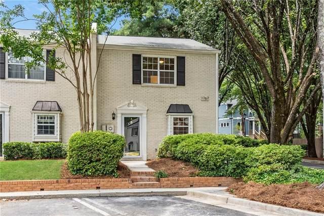 1767 Defoor Avenue NW A, Atlanta, GA 30318 (MLS #6900932) :: Path & Post Real Estate