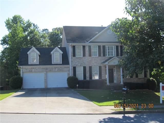 835 Sunset Ridge Lane, Lawrenceville, GA 30045 (MLS #6900933) :: Lucido Global