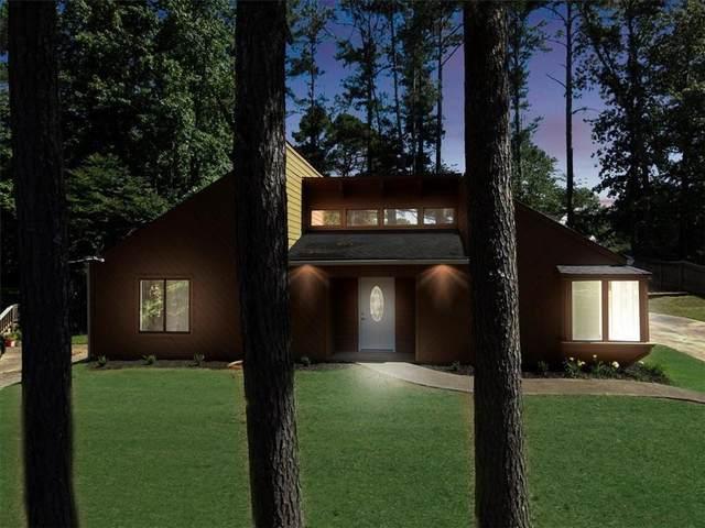 1743 Christie Drive NE, Marietta, GA 30066 (MLS #6900957) :: Path & Post Real Estate