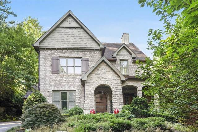 895 Amsterdam Avenue NE, Atlanta, GA 30306 (MLS #6900965) :: Dillard and Company Realty Group