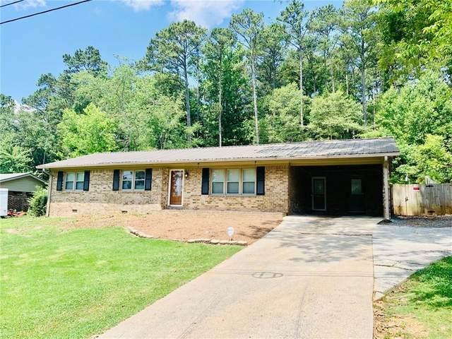 117 Shadow Lane, Cartersville, GA 30120 (MLS #6900981) :: Path & Post Real Estate
