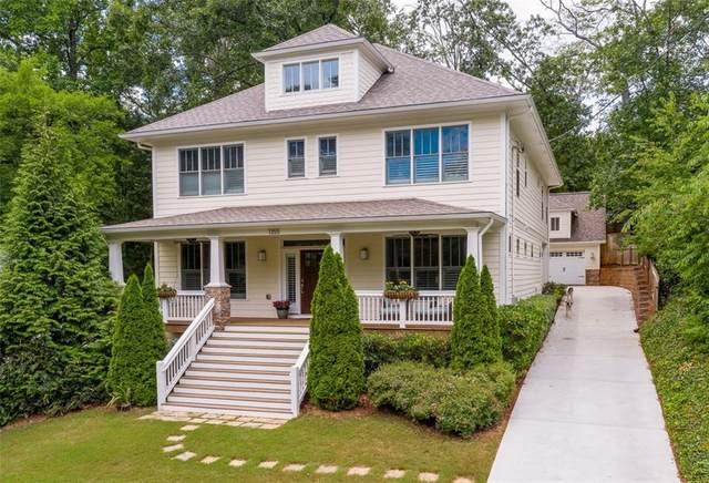 1355 Conway Road, Decatur, GA 30030 (MLS #6900982) :: RE/MAX Prestige
