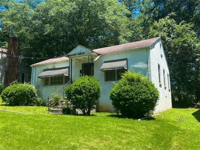 1573 Ocala Avenue SW, Atlanta, GA 30311 (MLS #6900993) :: Path & Post Real Estate