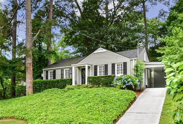 704 Channing Drive NW, Atlanta, GA 30318 (MLS #6901001) :: North Atlanta Home Team
