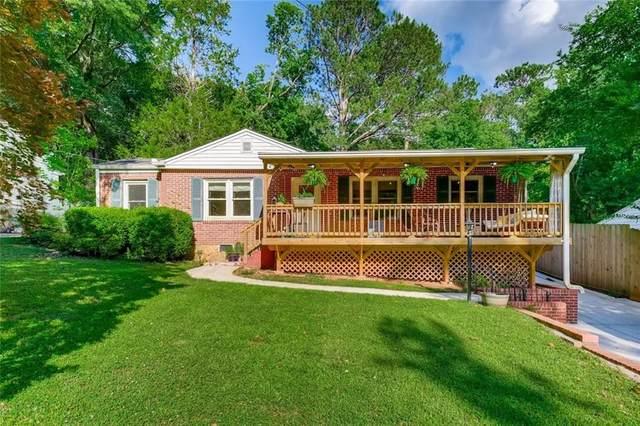 986 N Carter Road, Decatur, GA 30030 (MLS #6901002) :: Rock River Realty