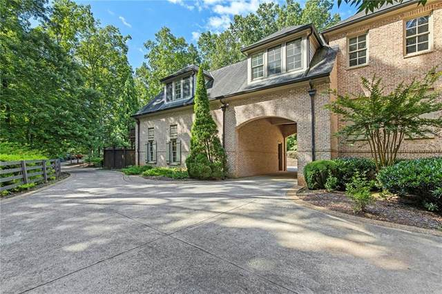 411 Old Jones Road, Alpharetta, GA 30004 (MLS #6901024) :: North Atlanta Home Team