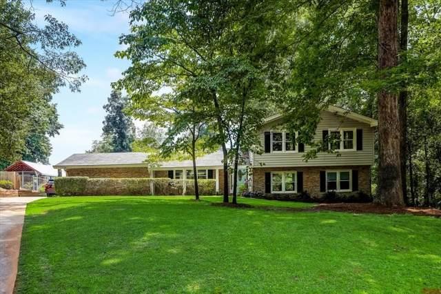 1581 Whisperwood Trail, Stone Mountain, GA 30088 (MLS #6901026) :: Path & Post Real Estate