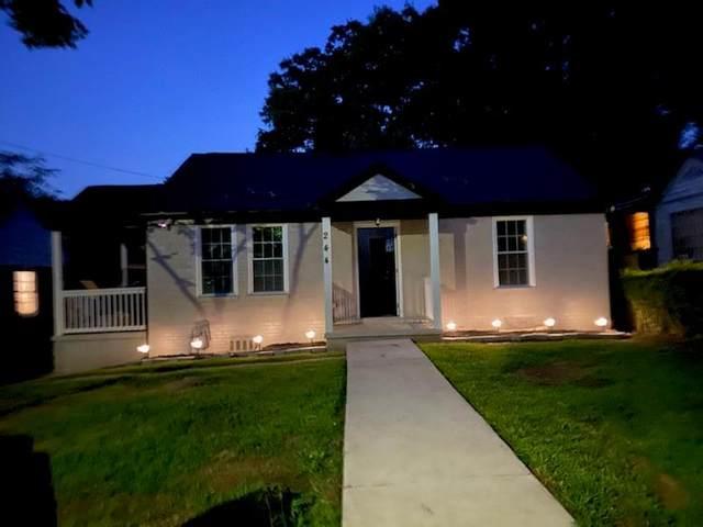 244 1st Street SW, Atlanta, GA 30314 (MLS #6901028) :: Path & Post Real Estate