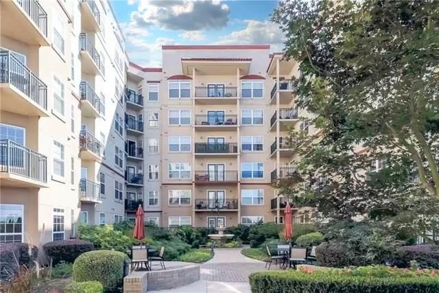 230 Ponce De Leon Avenue, Decatur, GA 30030 (MLS #6901032) :: Path & Post Real Estate