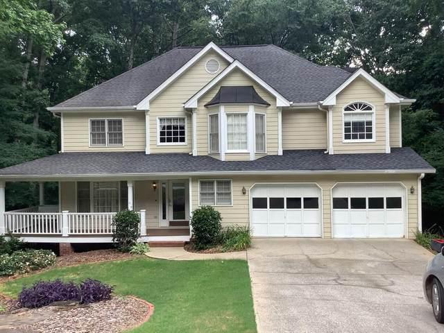 945 Brentwood Avenue, Lawrenceville, GA 30044 (MLS #6901043) :: North Atlanta Home Team