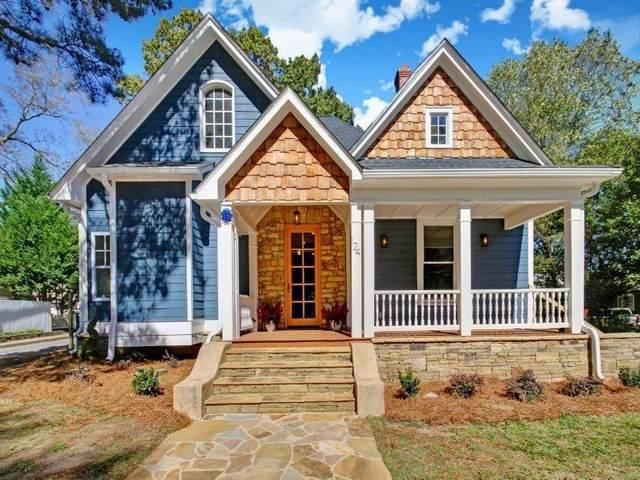 124 E Broad Street, Newnan, GA 30263 (MLS #6901090) :: North Atlanta Home Team