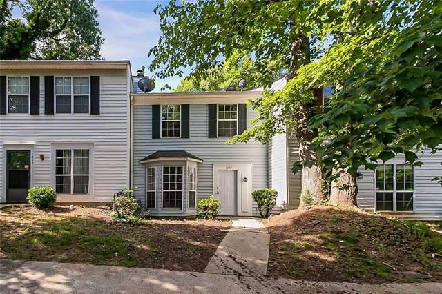 1007 Huntington Trace SE, Smyrna, GA 30082 (MLS #6901095) :: Keller Williams Realty Cityside
