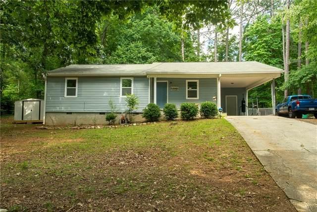 3879 N Quail Drive, Douglasville, GA 30135 (MLS #6901100) :: Rock River Realty