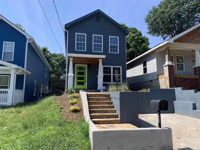 480 Rockwell Street, Atlanta, GA 30310 (MLS #6901125) :: Path & Post Real Estate