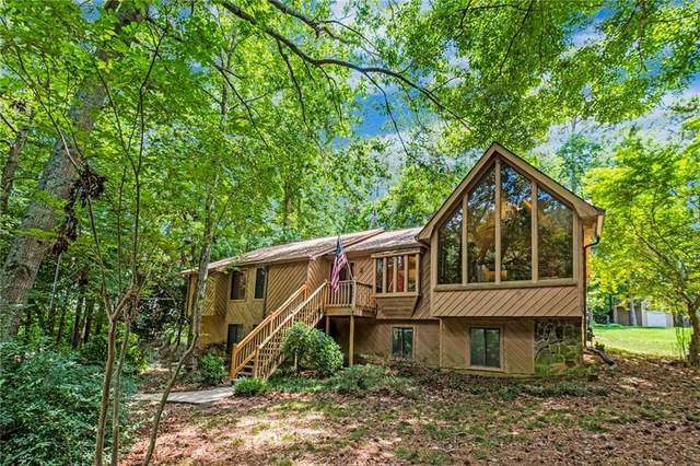 4848 Bush Road, Peachtree Corners, GA 30096 (MLS #6901145) :: Rock River Realty