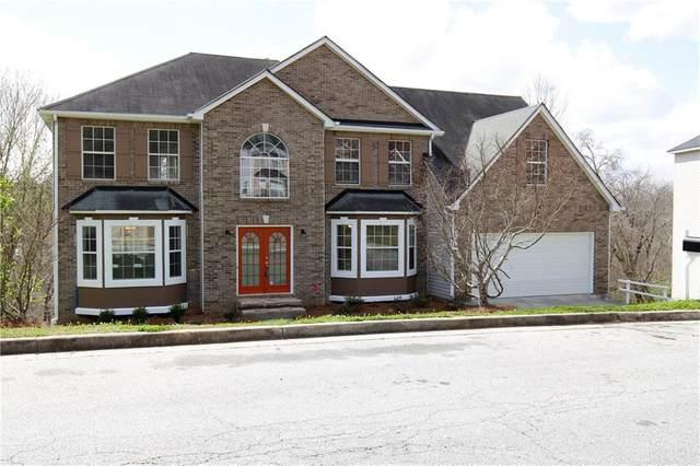 4265 Donna Way, Lithonia, GA 30038 (MLS #6901152) :: North Atlanta Home Team