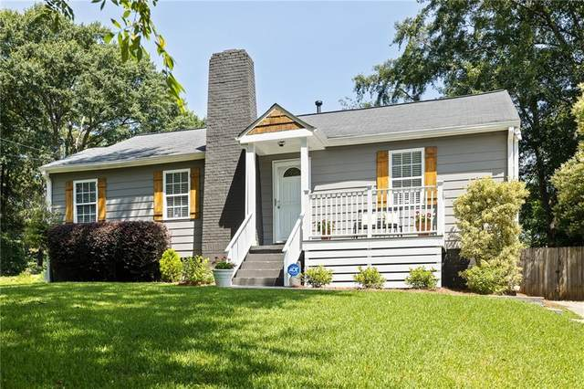 1634 Cecile Avenue SE, Atlanta, GA 30316 (MLS #6901159) :: Kennesaw Life Real Estate