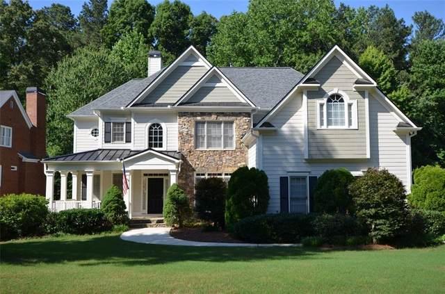 975 Kinghorn Drive NW, Kennesaw, GA 30152 (MLS #6901165) :: Path & Post Real Estate
