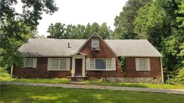 4724 Lawrenceville Highway, Tucker, GA 30084 (MLS #6901180) :: RE/MAX Paramount Properties