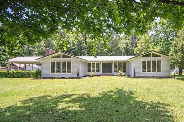 1088 New Rosedale Road NE, Armuchee, GA 30105 (MLS #6901197) :: North Atlanta Home Team