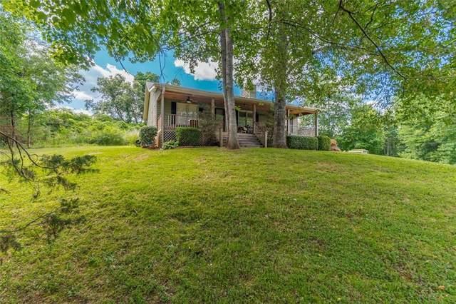 166 Day Road, Dawsonville, GA 30534 (MLS #6901212) :: The Kroupa Team | Berkshire Hathaway HomeServices Georgia Properties