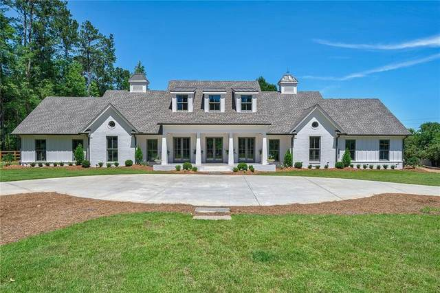 12907 Freemanville Road, Milton, GA 30004 (MLS #6901226) :: Kennesaw Life Real Estate